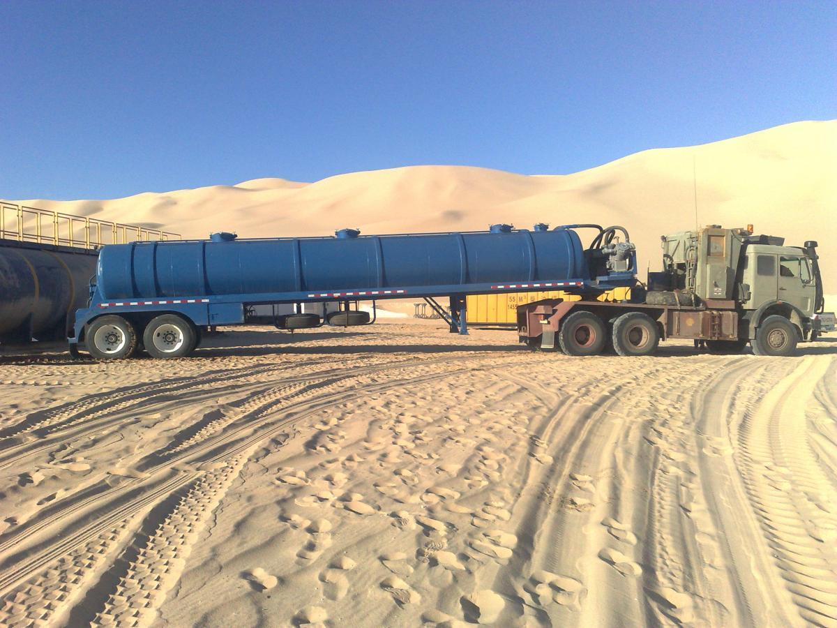 Liquid Mud Plant – BANDL